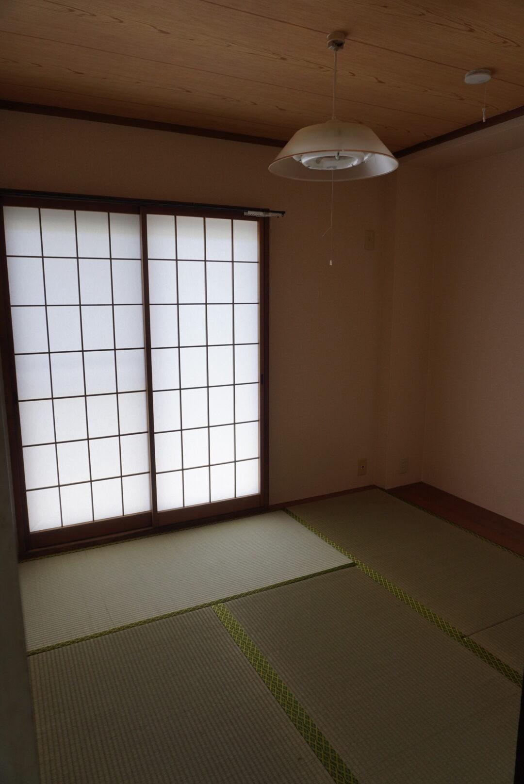 若竹町借家 タケナカ邸
